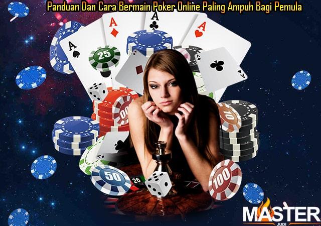 Cara Bermain Poker Online