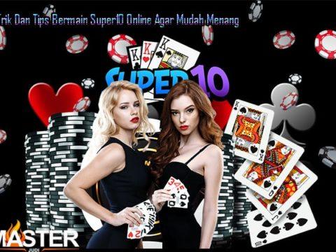 Tips Bermain Super10 Online