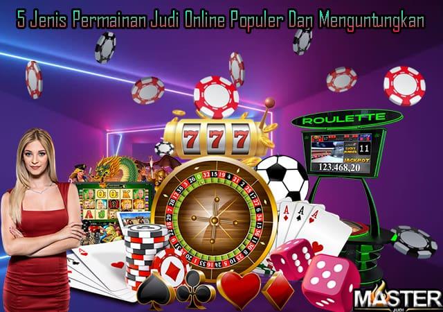 Permainan Judi Online Populer