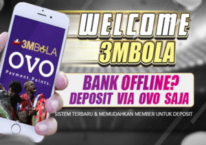 Deposit Via Ovo 3mbola 300x211 - Bandar Judi Bola88 Online & Agen Casino Terpercaya 3Mbola