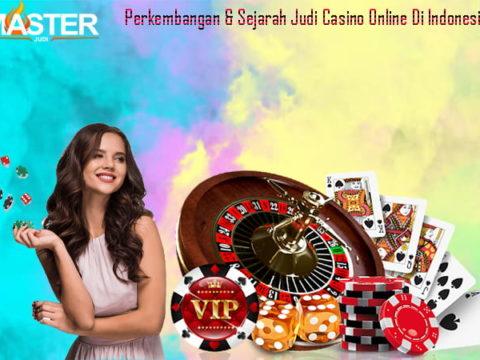 sejarah judi casino online